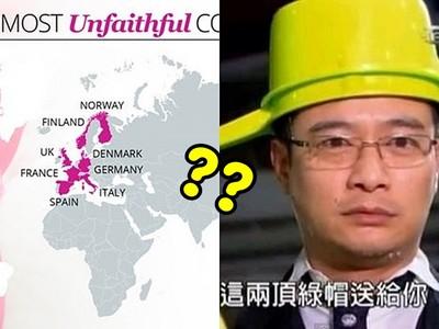 全球「綠帽地圖」Top10,歐洲全被這「亞洲國家」打趴