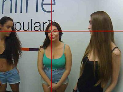 肉肉女更受歡迎!「眼球追蹤實驗」男人其實不想看瘦妹