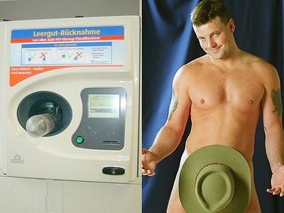 德男狂插「寶特瓶回收機」,空幹17萬次得手150萬