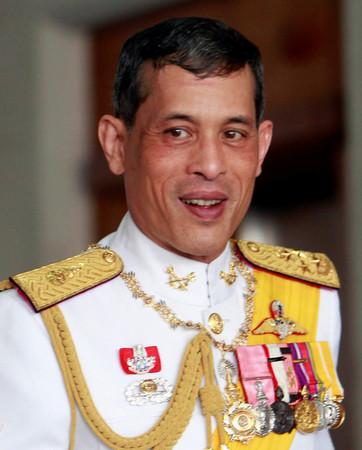 ▲泰國王儲瓦吉拉隆功確認繼位。(圖/CFP)