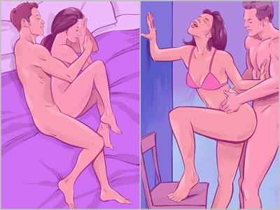 5種讓人爽到痙攣窒息的肛交體位,用雙插式引爆「三重高潮」