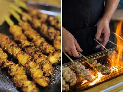 拔下竹籤上的肉塊分食?串燒店:這吃法絕對不會好吃