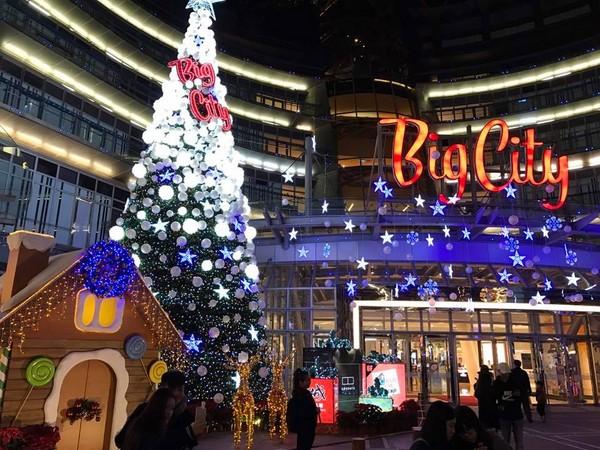今年冬天最浪漫的存在 2016全台人氣超美聖誕樹盤點!