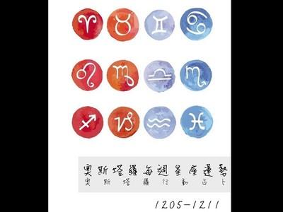 【星座運勢】12月5日-12月11日:巨蟹思緒靈活獅子錢賺飽飽
