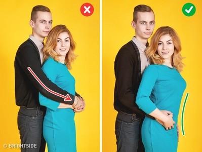 如何「用姿勢消贅肉」,把女友拍成model就靠這10招