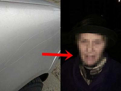 天天被刮車!俄男爆氣睡車一個月… 揪出「刮刮樂阿婆」