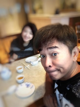 ▲吴宗宪二女儿曝光。(图/翻摄自吴宗宪脸书)