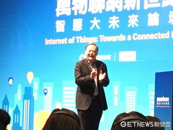 ▲數字王國董事會主席周永明向政府喊話拿出行動支持VR。