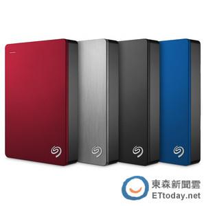 希捷推出全球容量最大的行動硬碟