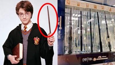 哈利波特也搞《一番賞》?「抽獎必中魔杖」真的好坑錢啊~