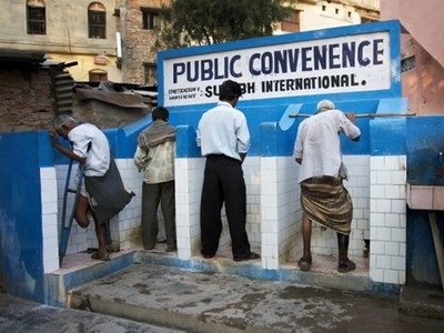 過半家裡沒廁所!印度人:公廁太臭,野外才是咱們大平台