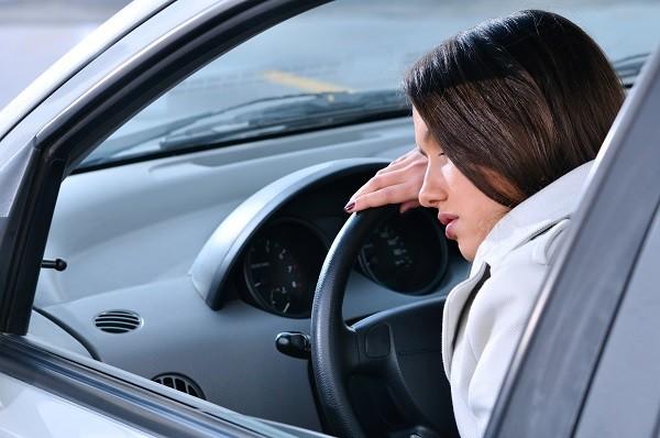 睡眠不足,開車,打瞌睡(圖/達志/示意圖)