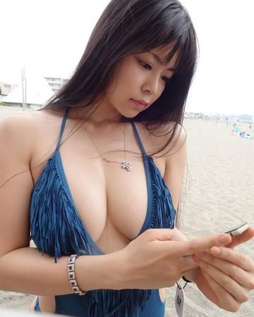 日籍藝人涉谷由里(圖/翻攝自渋谷ゆり臉書)