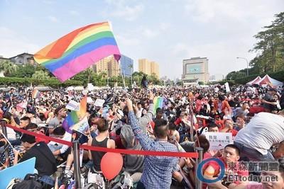 同婚釋憲直播 許毓仁:政府在測風向