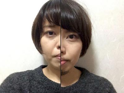 摩擦不該長毛的地方...女孩vs.鬍渣24HR初體驗