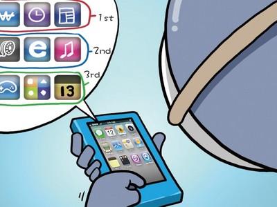 手機使用習慣大調查!最容易被課金的血型是?!
