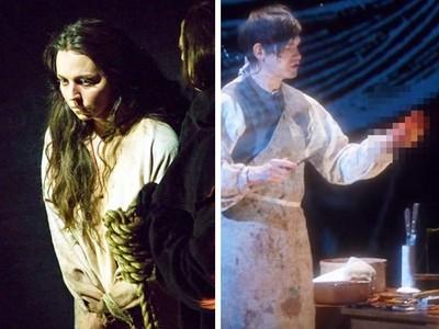 割開女囚肚皮挖出血淋淋內臟!爭議「血腥歌劇」場場爆滿