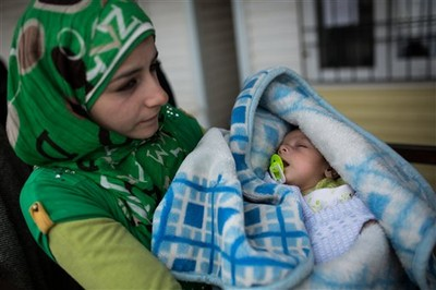 「不想等著被強暴!」 敘利亞護士留下遺書自殺