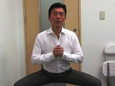 AV男優田淵正浩傳授「絕倫深蹲」,學會提升2成勃起力