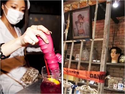 護士握按摩棒攪拌「精液菊花茶」!特殊餐廳讓宅男一吃成癮