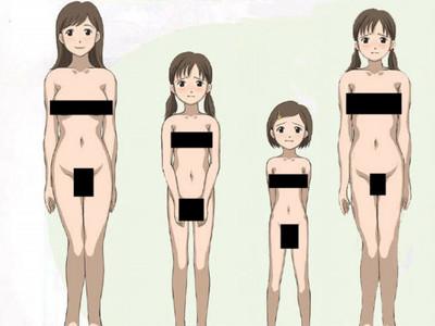小學教科書「裸女體」表情超曖昧 網羞:忍不住遐想了...