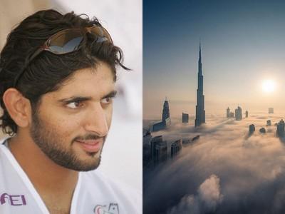高樓拍IG照「叫飛機改航道」 杜拜二王子:攪亂雲霧就不美啦