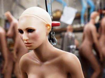 性愛機器人不累、不會喊停 專家警告:恐引誘人類過度洩慾