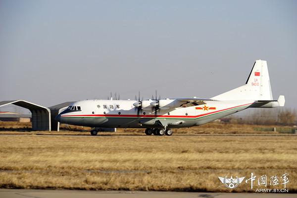 中國陸軍首架運-9運輸機正式列裝,將有助於提升陸軍遠程機動、立體攻防的能力和執行多樣化軍事任務的能力。(圖/翻攝自中國陸軍網)