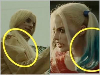 電影導演掉漆仍能騙倒你!有發現小丑女的馬尾被掉了包嗎?