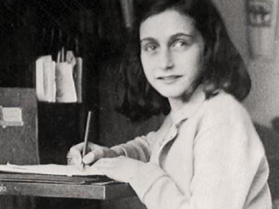 「相信人性善良」安妮寫下這句話不久,被出賣送去納粹集中營
