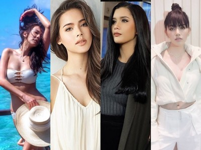 5位泰國「清新感女星」崛起~性感胴體藏不住眼中銳氣!