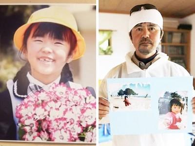 走遍核災區只為家人重聚…他的最棒新年禮是「愛女骸骨」