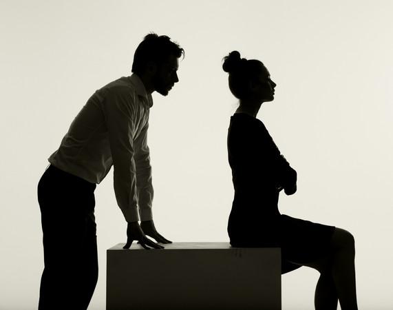 ▲夫妻,吵架,情侶,分手,離婚,冷戰。(圖/達志/示意圖)