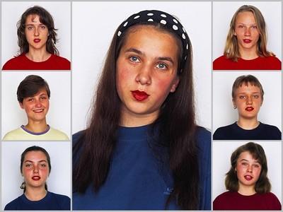 爭議藝術:14個女學生當中,哪7人是殺人犯?