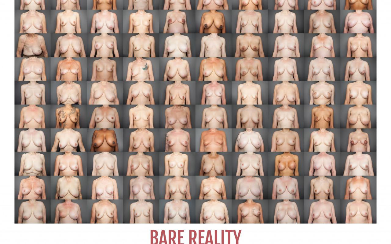 攝影師推《100對真奶攝影集》 男:摧毀我對乳房的想像