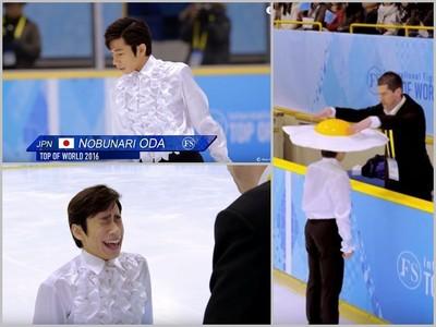 滑冰選手跌倒痛哭討拍,教練飆罵後拿出一顆荷包蛋..