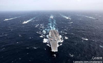 解放軍準備在太平洋挑戰美海軍?