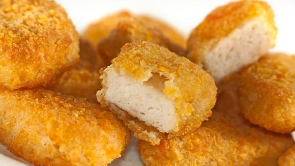 醫學破解:雞塊僅含一半雞肉,剩下為骨頭和脂肪