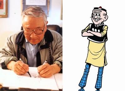 「一生就是漫畫」只為讀者開心...《老夫子》作者王家禧93歲辭世