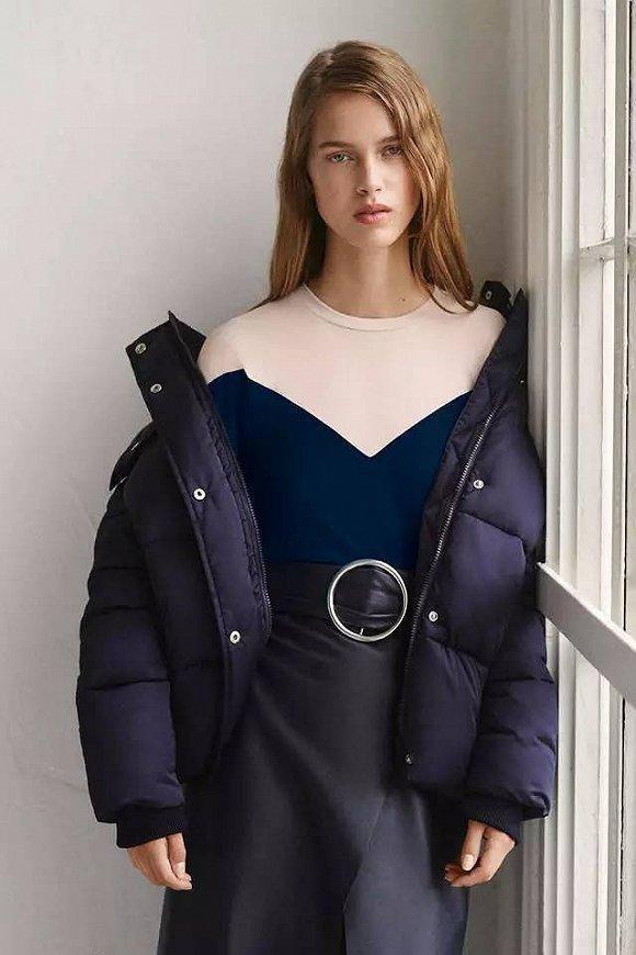 今年時尚達人會去敗的3款羽絨衣 不要傻傻變成米其林