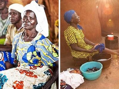 沒有魔法的女巫集中營!迦納千名遺孀遭驅逐 在泥屋中等死