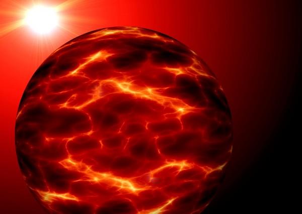 蘇美神話中仍未被現代人所發現的神祕「尼比魯(Nibiru)」星,許多末日傳說都與其有關。(圖/示意圖/達志影像)