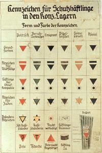 川普團隊戴三角標誌 網:納粹!