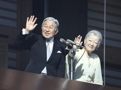 日本上皇后美智子8日接受乳癌手術