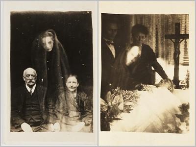 1920年他拍攝了全世界最早的靈異照片,嚇壞一個世代