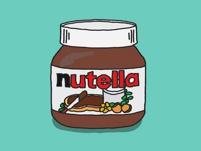 整罐Nutella巧克力榛果醬,一半以上都是「致癌物+糖」?