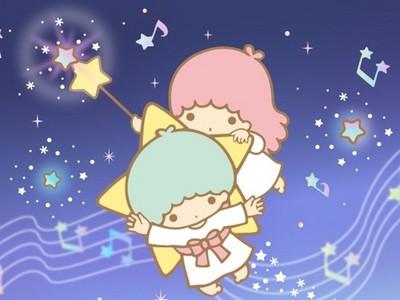 還記得三麗鷗「雙子星」嗎?他們身高其實有「1737公里」