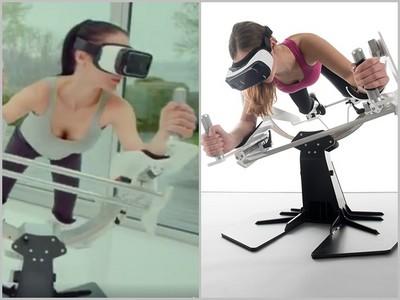 德國開發超屌「浮動式VR裝置」,只要26萬元便可擁有