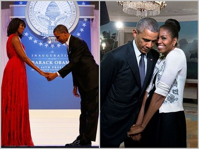 曾是全世界最有權力的男人,歐巴馬在老婆面前ㄋㄞ得像小孩