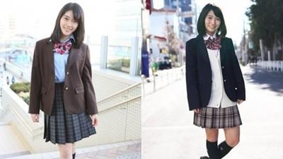 日本第一制服妹出爐! 網友:隨便一套都秒殺台灣